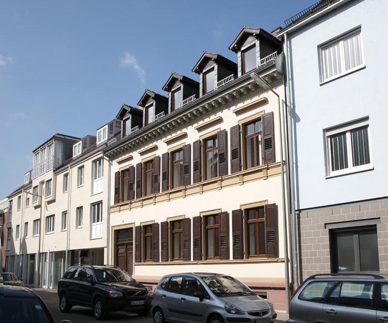 Kulturdenkmal | Mehrfamilienhaus in der Altstadt von Durlach