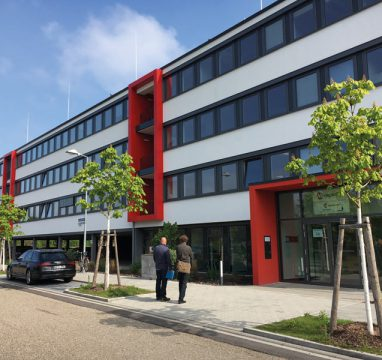 Bürogebäude im Technologiepark | Karlsruhe