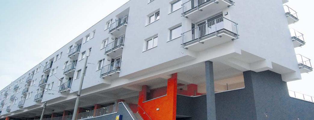 Tivoli__Wohn- und Geschäftsgebäude in Karlsruhe